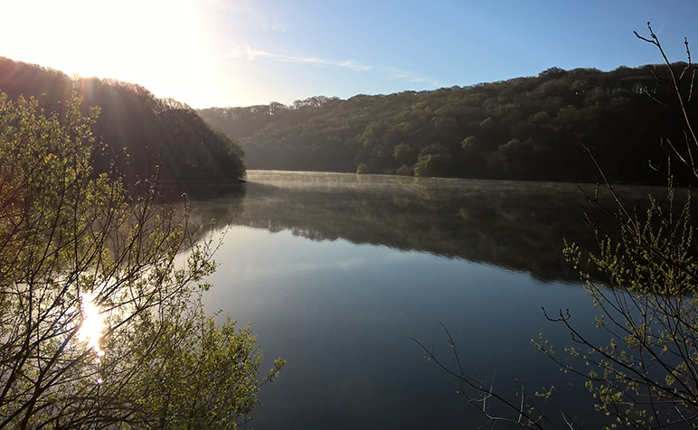 Clatworthy Lakes