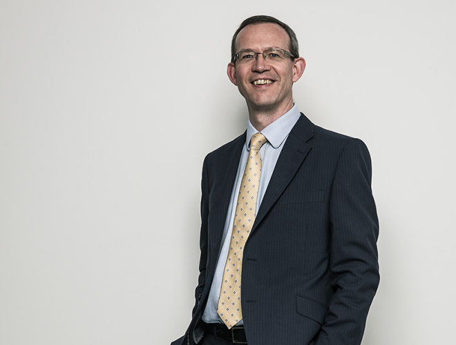 Andy Pymer - Managing Director